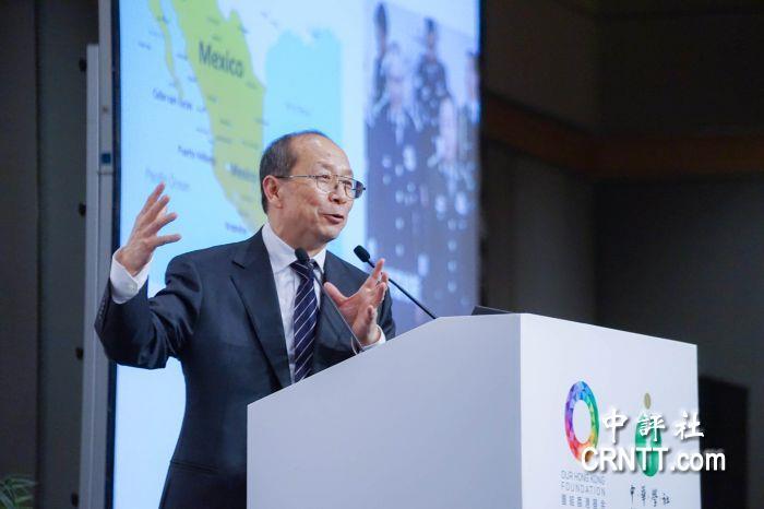金一南:香港是中國改革開放的橋頭堡