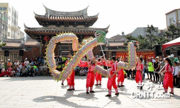 中評鏡頭:全台特有龍王祭 鹿港古鎮文化濃
