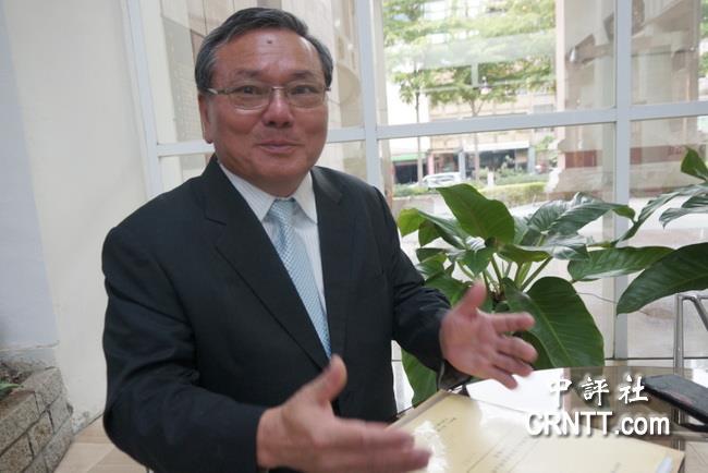 林正峰:大陸對於吳敦義應該沒有偏見
