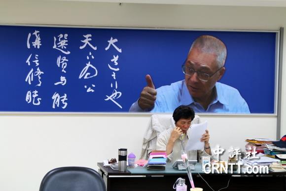 吳辦林清強:獨台說對吳敦義是污衊