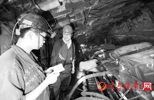 礦井下的碩士煤炭工:挖煤七年成副總工程師