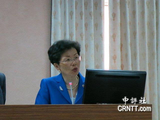 陸委會:陸方宣傳一中原則對台施壓