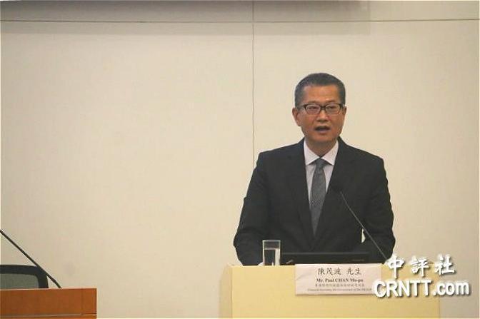 澳门金沙线上娱乐:香港���一片向好 �茂波:仍需保持警惕