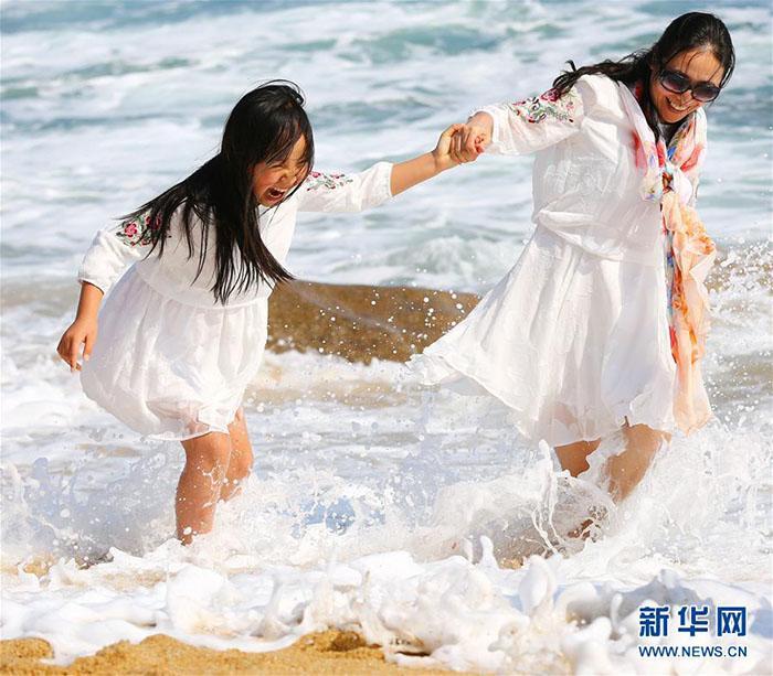 网上信誉赌博的网站:海南三��:海�享春光