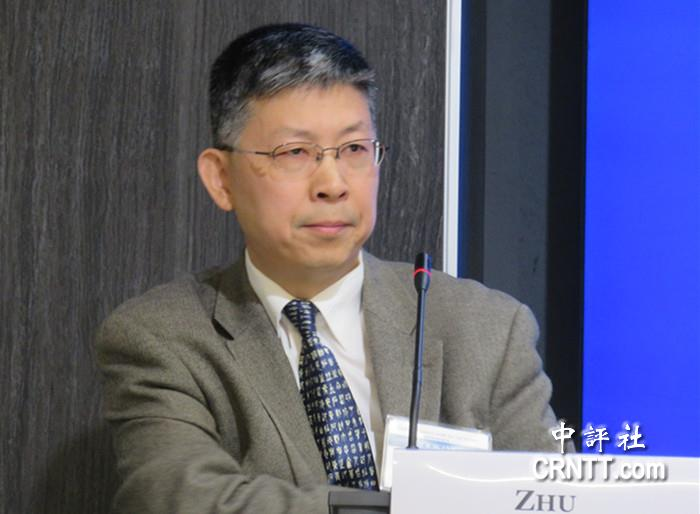 金沙国际娱乐平台:朱志群�Z中�u:台旅法��u美中�P�S政治根基