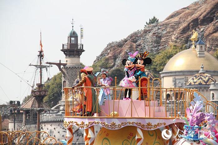 """急速赛车彩票数据:东京迪士尼迎来春之庆典""""时尚复活节"""""""