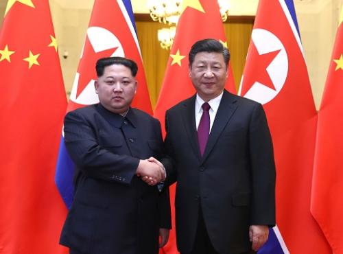 金沙国际网上娱乐:�W�u:朝�r半�u和平�c中��努力密不可分