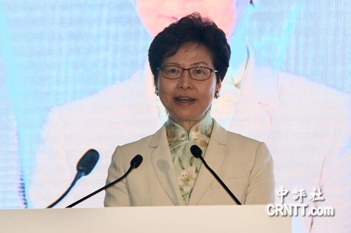 金沙国际娱乐机构:林�月娥:香港青年要�b�浼汉米浴》胚h目光