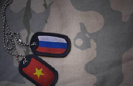 幸运飞艇平台:俄�_斯和越南�署�事合作路��D