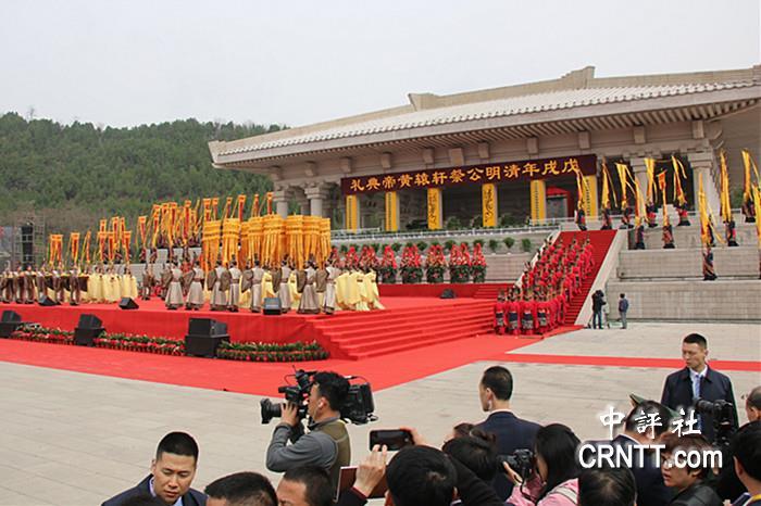 重庆时时彩9.7投注平台:中�u�F�觯阂�鹘y祭祀�x式 公祭人文初祖