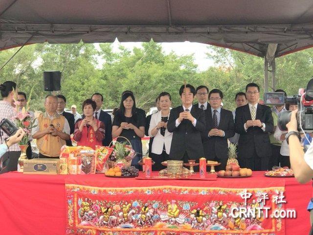 金沙娱乐直营网:�清德感�x�嵌亓x挺台南智慧科�W城
